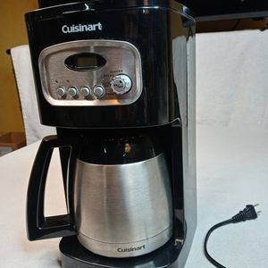 Cuisinart DCC-1150 10-Cup Programmable Thermal Cof